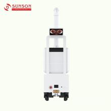 Робот-стерилизатор для распыления тумана