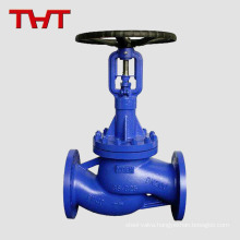 DIN Bellows Sealed Globe Valve