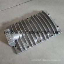 Pièces de moulage en aluminium adaptées aux besoins du client pour les systèmes d'entraînement automatiques