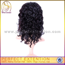 Buy Chinese Products Virgin Brazilian Full Lace Wig Curly