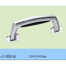 Manija de aluminio del material para la caja de aluminio y la caja C019