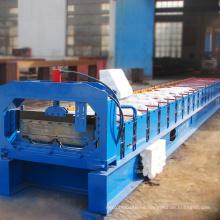 Ancho 470mm junta oculta techo metal teja rollo formando la máquina