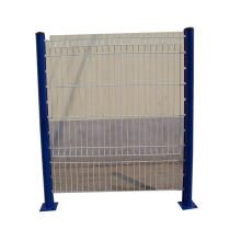 Security Outdoor Powder Coated Wire Mesh Panel Fencing