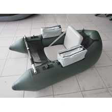 2015 Most Popular Inflatable Fishing Belly Boat