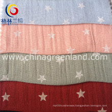 Cotton Volie Printed Fabric for Garment Textile (GLLML091)