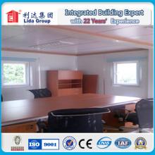 Vorgefertigtes Behälter-Haus für Speicher von der China-Fabrik