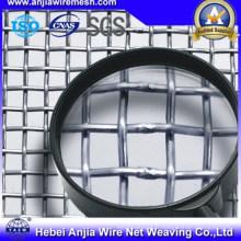 Fil de fer galvanisé à mailles métalliques carrées avec Ce et SGS