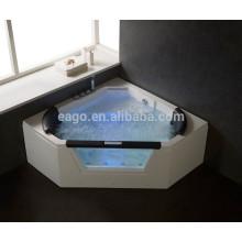 Acrylic Corner Sexy Massage Bathtub (AM156JDTSZ)