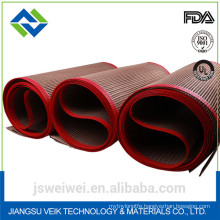 PTFE bullnose joint conveyor belt
