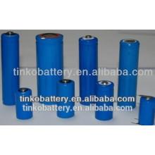 3.7V 18650 leistungsfähige Lithium-Batterie im Fabrikpreis von zuverlässigen Lieferanten