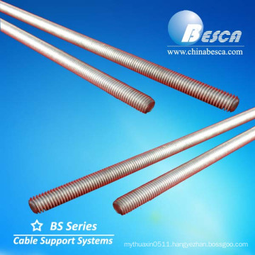 Zinc Plated Threaded Rod Size M10mm