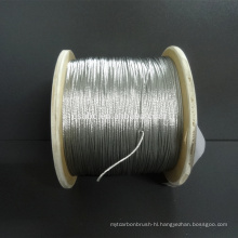 brush copper wire for producing carbon brush