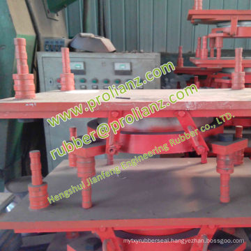 PTFE Bridge Pot Bearings to The United States