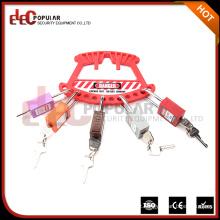 Elecpopular Hot New Products para bloqueio de cadeado de segurança portátil de nylon plástico 2016