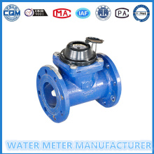 Epoxy Coated Cast Iron Turbine Water Meter