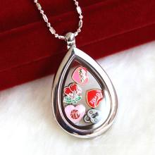 Personalize Locket Necklace Jewelry Fashion Pendant
