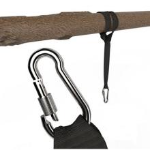 Le kit de suspension pour balançoire d'arbre contient 1200LBS