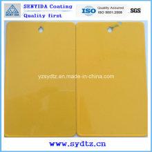 Wärmehärtende elektrostatische Pulverbeschichtungs-Pulverfarbe