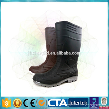 new style fashion rain boots for men