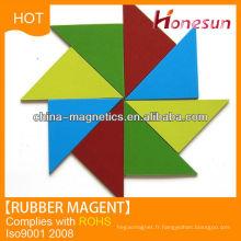 Permanent magnet linear generator rubber magnet sheet for fridge