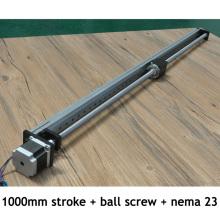 Factory Price Ball Screw Linear Guide Rail cnc