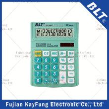 Calculatrice de bureau à 12 chiffres pour la maison et le bureau (BT-3801)