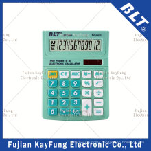 12 Digits Desktop Calculator for Home and Office (BT-3801)