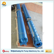 High efficiency mining submersible pump deep well pump