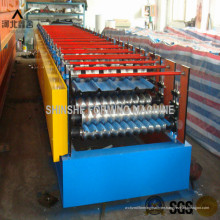 Metal Sheets Double Layer Roofing Forming Machine