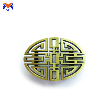 Custom zinc alloy belt belt buckle