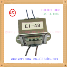 Transformador de potencia de salida de audio RoHS CQC ei