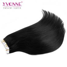100% человеческих волос утка кожи наращивание волос на продажу