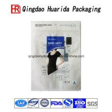 Sac d'emballage d'habillement de sous-vêtements en plastique d'usine directe