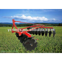 Piezas de agricultura de alta calidad 1BJX-1.7 Grada de disco de media altura montada en 3 puntos