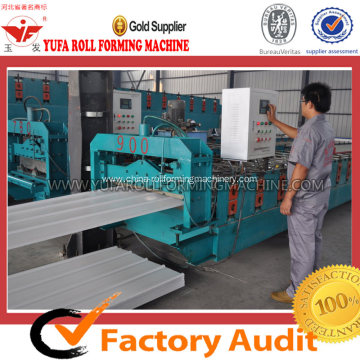 Making Trapezoidal Sheet Roof Panel Forming Machine
