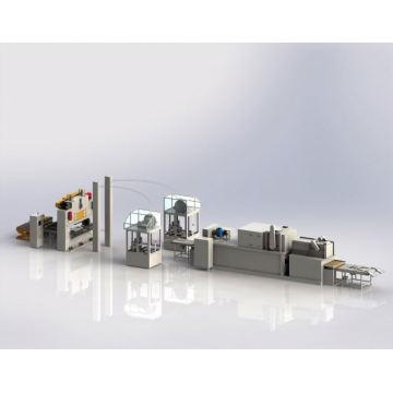 Factory price lug cap machine full automatic line