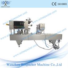 Máquina automática de sellado de llenado de helado