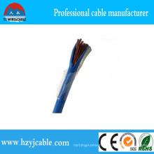 Câble gainé de nylon 18 AWG Thhn & Thwn Cable