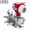 Transmissor de pressão diferencial esperto Ex-prova 4-20mA da sobrecarga alta