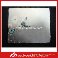 personalized bulk custom logo sunglasses cloth with printing