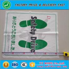 moulage par soufflage pe voiture pied tapis de sol pied marque imprimé