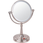 Led 가벼운 금속 화장 거울