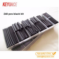 Adhesive Glue Lined Dual Wall Heat Shrink Tubing For Power Cable