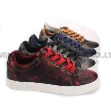 Women′s Shoes Leisure PU Shoes with Rope Outsole Snc-55012
