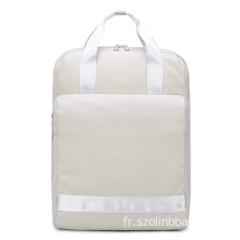 Slim Travel Backpack College Epaule Pack Ordinateur Portable