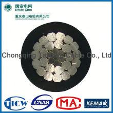 ¡Fuente profesional de la fábrica !! Cable de cobre de media tensión de alta pureza 15kv