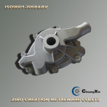Aluminum Gravity Casting Water Pump Housing