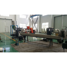 single screw extruder ABS plastic recycling extruder
