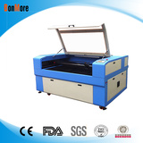 1390 CNC CO2 Laser cutting Machine with CO2 laser tube