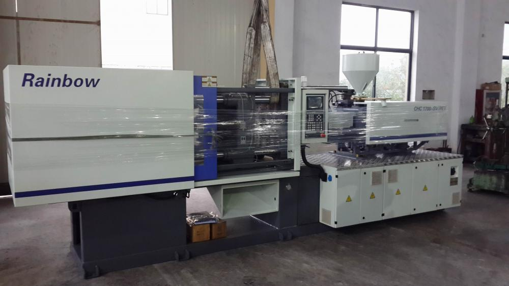 170 Ton PET Preform Injection Molding Machine